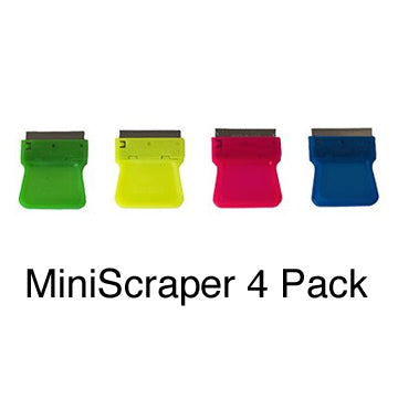 Mini-Scraper 4 Pack