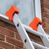 Ladder mitts prevent damage to surfaces