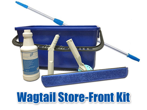 Wagtail Store Front Window Cleaning Kit