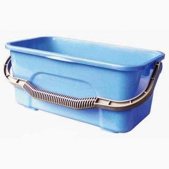 Compact Bucket Blue 14""