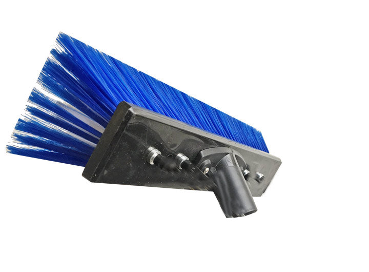 elite dual trim dupont bristle brush