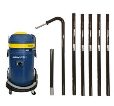 Please contact for ordering - Summit Gutter Vac & 30ft Pole Kit