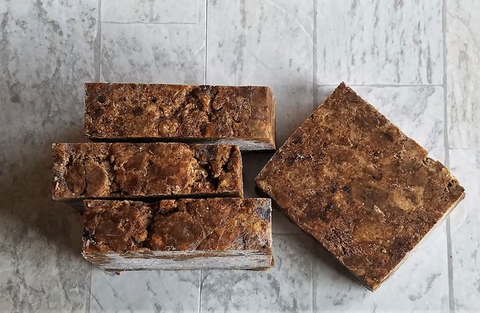 African Black Soap - CLOSE OUT