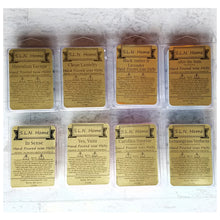 Load image into Gallery viewer, Hand Poured Soy Wax Melts - Aromatic