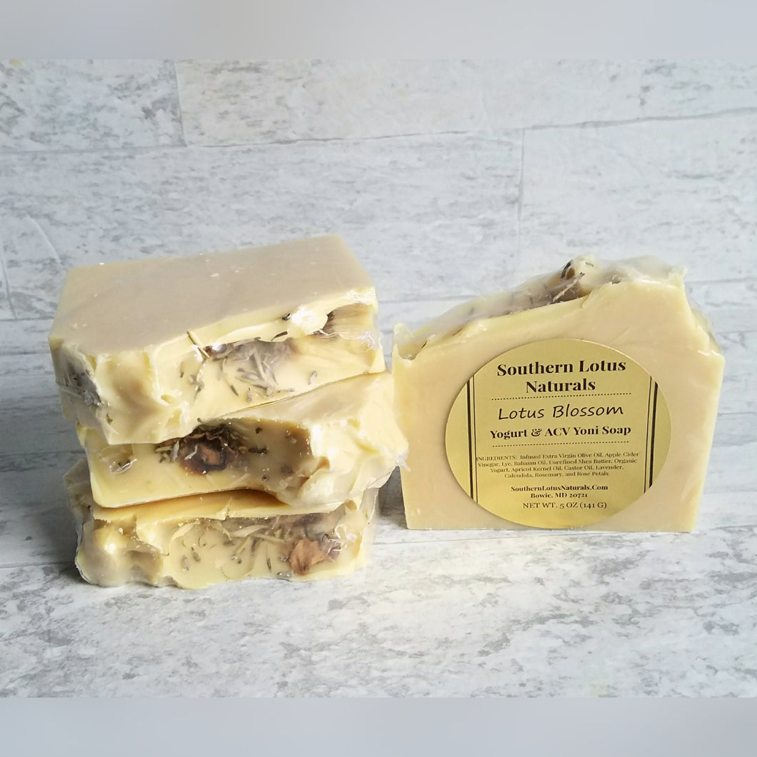 Lotus Blossom - Yoni & Herbal Soap