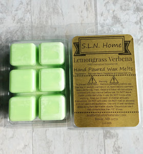 Hand Poured Soy Wax Melts - Essential Blends