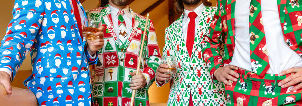 Men S Christmas Clothing Suits Shirts Boxers By Shinesty