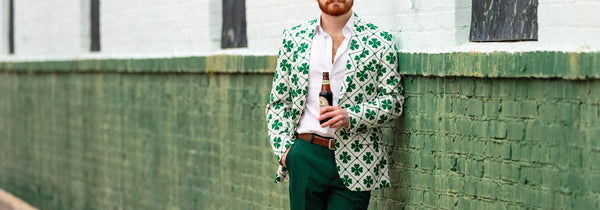 87e8861e Men's St. Patrick's Day Suits, Jackets, & Clothing by Shinesty