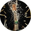The Champagne Explosion