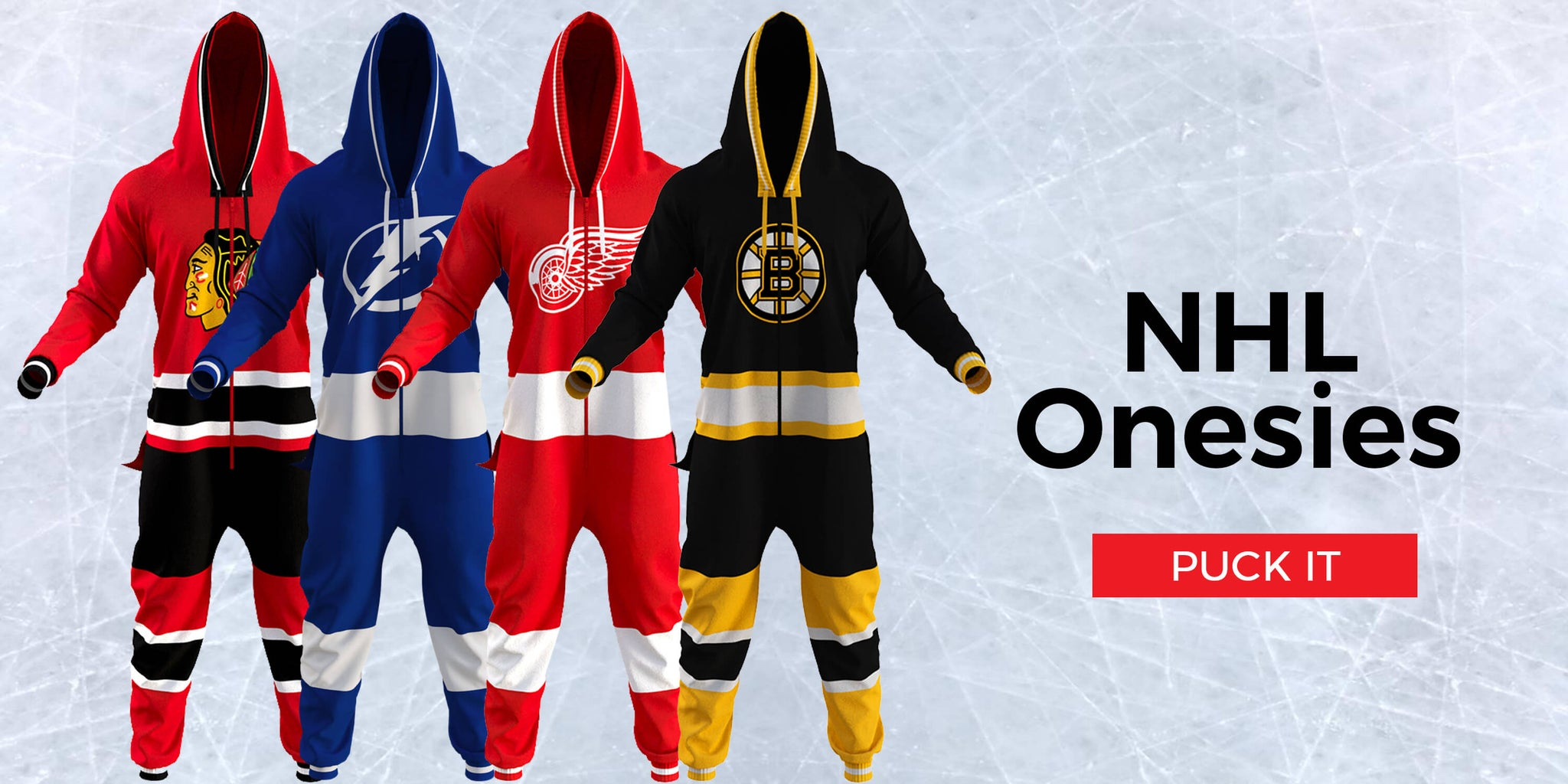 Mens and Womens NHL Apparel