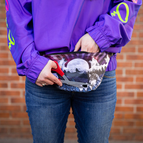 Wold fanny packs