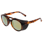 Polarized sunglasses UV protection tortoise shell