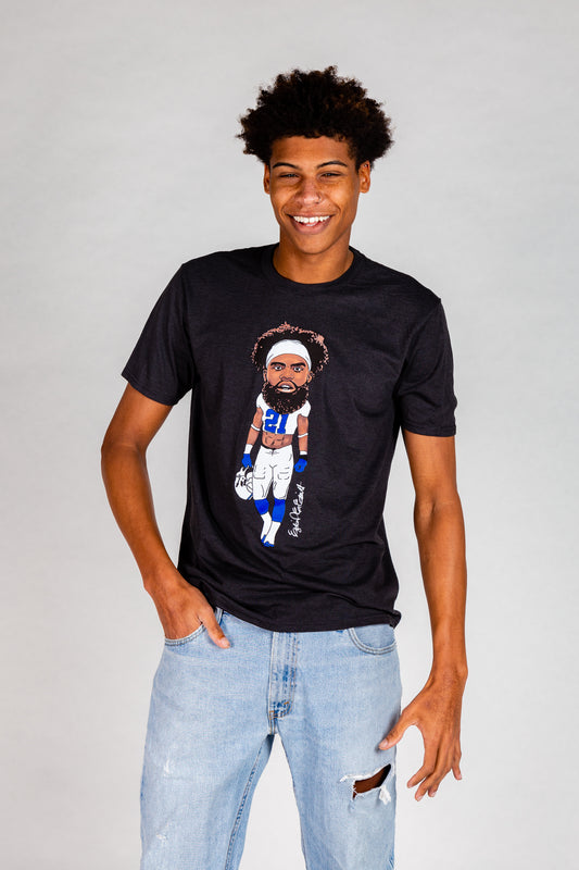 NFL Player's Association Ezekiel Elliott | Super Soft T-Shirt