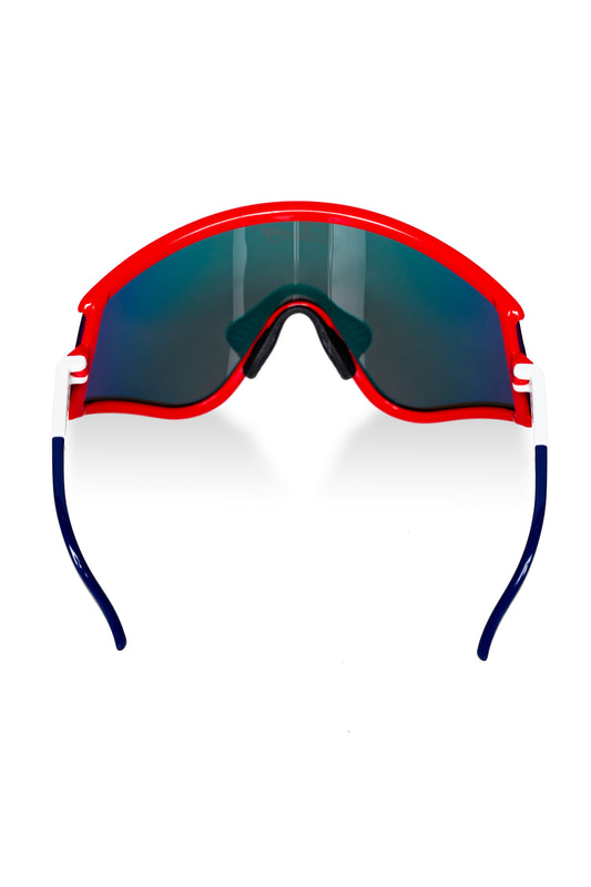 USA Colored Outdoor Performance Sunglasses