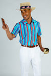 striped hawaiian shirt for men