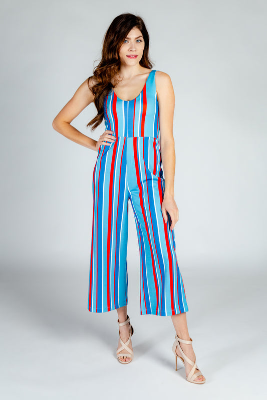 usa derby jumpsuit for women