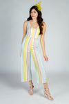 pastel derby jumpsuit for women