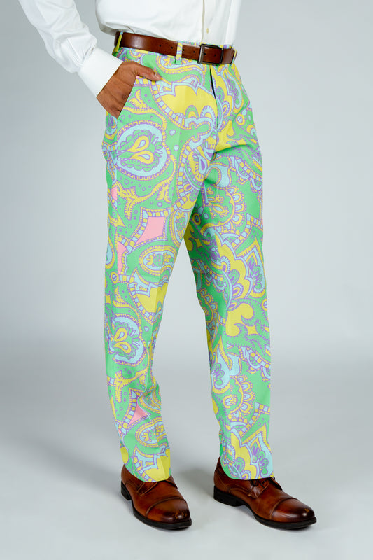 The Don't Pulitzer My Lilly | Easter Paisley Blazer