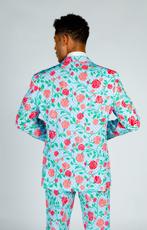 derby roses blazer for men