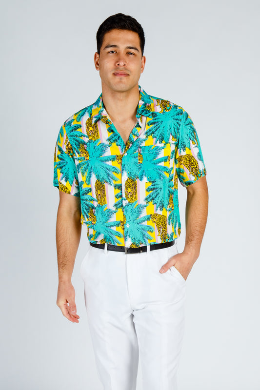 Men's party hawaiian shirt