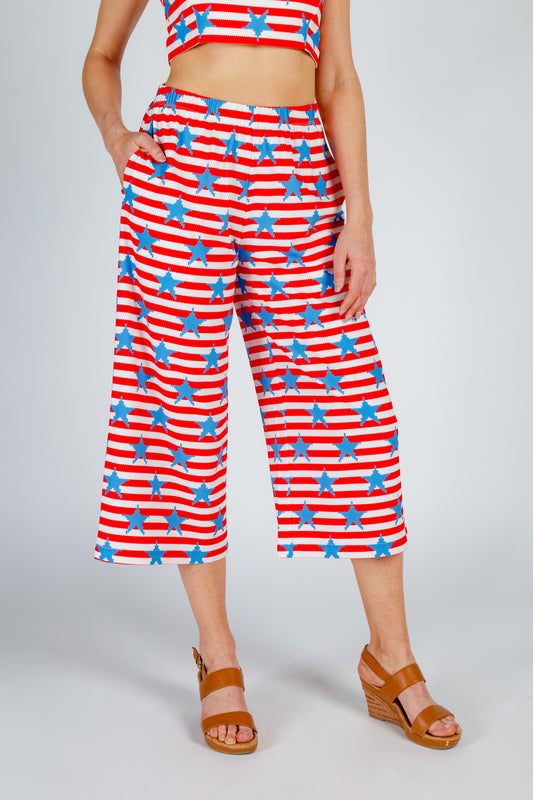 USA culotte pants