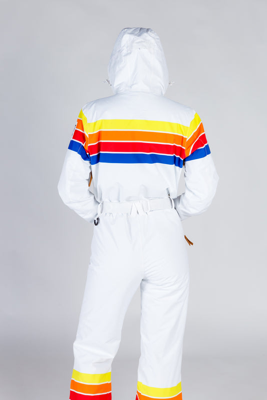 Women's Cut Ski Suit