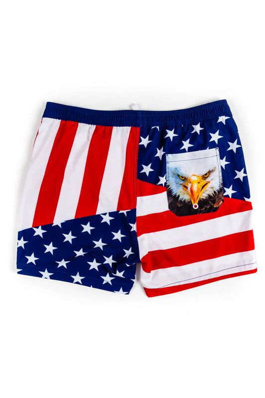 The New Regans Swim Trunks