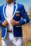 The Cape Cod Corporal | Navy USA Boarding School Blazer