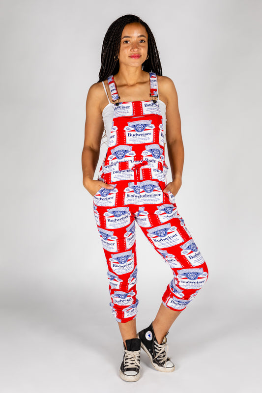 Women's USA Pajamaralls