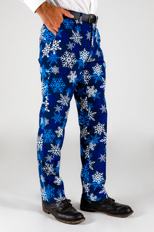 The Young Frosty | Ugly Christmas Sweater Pants