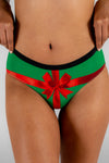 The White Elephant | Christmas Present Boxer & Cheeky Underwear Pack