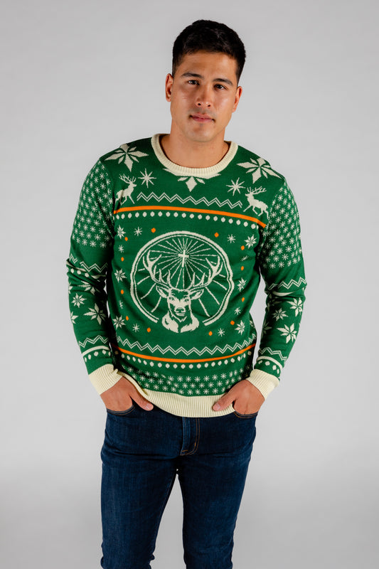 The Jägermeister | Mens Jägermeister Christmas Sweater