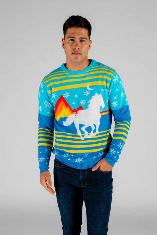 The Hot N Cold Snacks | Montucky Cold Snacks Christmas Sweater