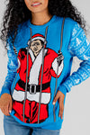 The Saint Nicolas | Ladies Unisex Christmas Sweater