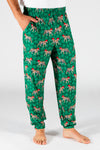 tinsel tigers mens christmas pj pants