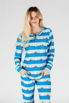 The Snack Life | Womens Montucky Pajama Top