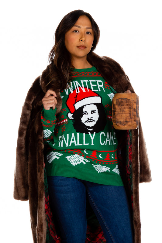 Jon Snow Ugly Christmas Sweater for Women