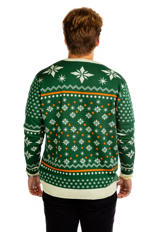 Jägermeister Ugly Sweater