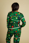 Festive Green Decoration PJs