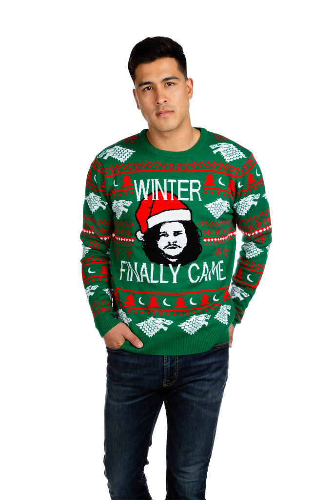 The Season 8 Spoilers | Christmas Sweater