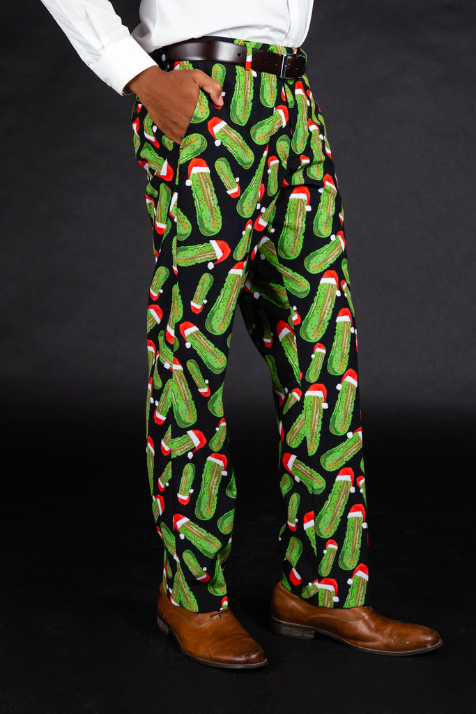 The Pickle Ticklers | Pickle Print Pants