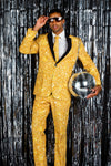The Gold Dust men's blazer