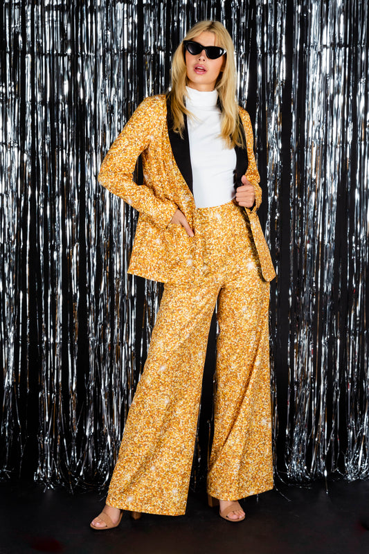 The Gold Dust ladies New Years Eve blazer