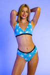 Polar Bear Women's matching underwear set