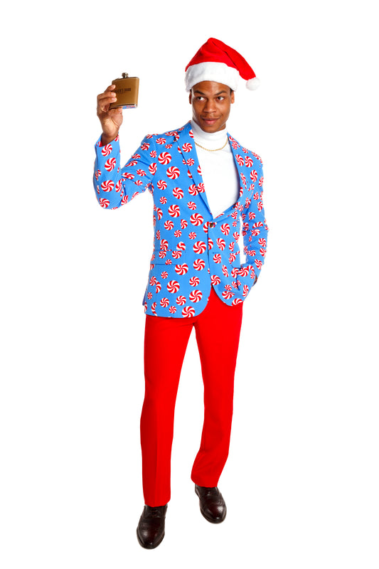 Christmas Outfit.The Fresh Prints Of Peppermint Place Peppermint Winter Christmas Suit
