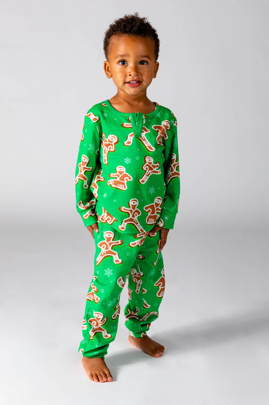 Toddler Christmas pajamas