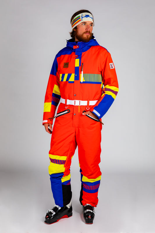The hot tub time machine men's ski suit