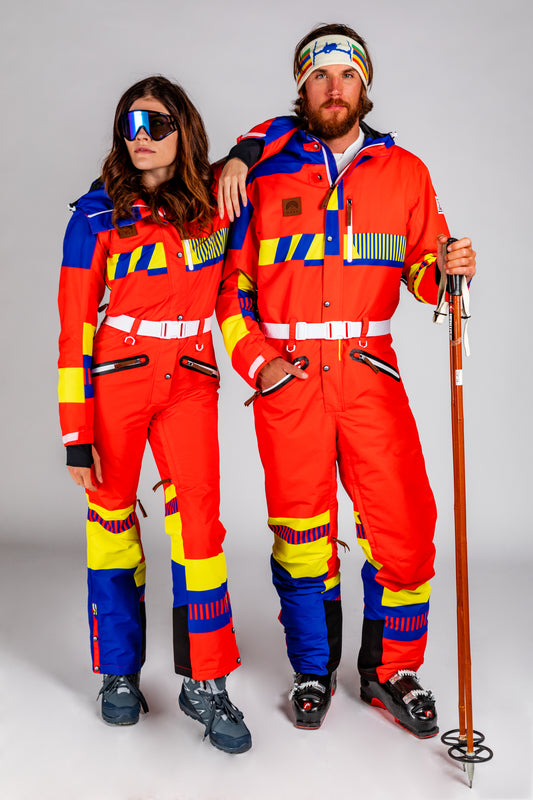 The Hot Tub Time Machine | Men's 80s Ski Suit