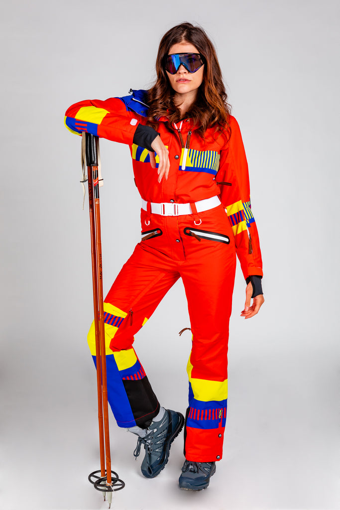 The Hot Tub Time Machine | Women's 80s Ski Suit | Pre-Order | Delivery before Christmas 2019
