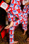 The Malt And Hops | Womens Budweiser Pajama Bottoms